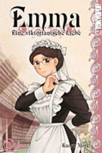 Hier klicken, um das Cover von Emma - Eine viktorianische Liebe 4 zu vergrößern