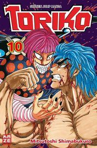 Hier klicken, um das Cover von Toriko 10 zu vergrößern