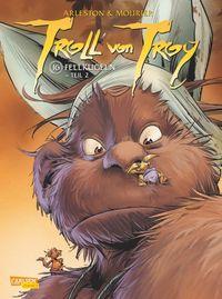 Hier klicken, um das Cover von Troll von Troy 16: Fellkugeln - Teil 2 zu vergrößern