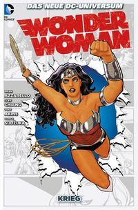 Hier klicken, um das Cover von Wonder Woman 3 zu vergrößern