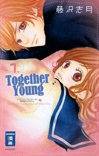 Hier klicken, um das Cover von Together young 01 zu vergrößern