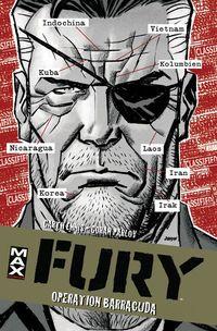 Hier klicken, um das Cover von Maximum 55: Fury Max 2 zu vergrößern