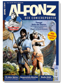 Hier klicken, um das Cover von Alfonz 1/2014 zu vergrößern