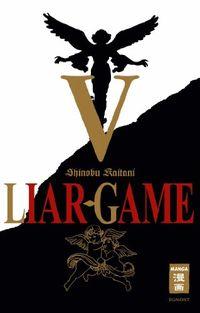 Hier klicken, um das Cover von Liar Game 5 zu vergrößern