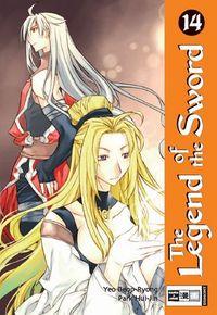Hier klicken, um das Cover von Legend Of The Sword 14 zu vergrößern
