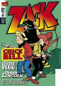 Hier klicken, um das Cover von Zack 92 zu vergrößern