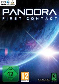 Hier klicken, um das Cover von Pandora: First Contact [PC] zu vergrößern