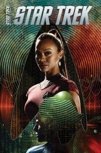 Hier klicken, um das Cover von Die neue Zeit 5: Star Trek Comicband 10 Die neue Zeit 5 zu vergrößern