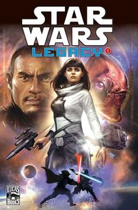 Hier klicken, um das Cover von Star Wars Sonderband 78: Legacy II - Band 1 zu vergrößern