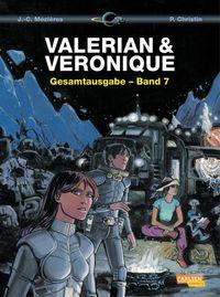 Hier klicken, um das Cover von Valerian und Veronique Gesamtausgabe 7 zu vergrößern