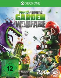 Hier klicken, um das Cover von Pflanzen gegen Zombies: Garden Warfare (Xbox One) zu vergrößern