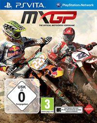 Hier klicken, um das Cover von MX GP - Die offizielle Motocross-Simulation (PS Vita) zu vergrößern