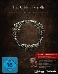 Hier klicken, um das Cover von The Elder Scrolls Online (PC) zu vergrößern