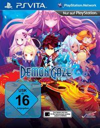 Hier klicken, um das Cover von Demon Gaze (PS Vita) zu vergrößern