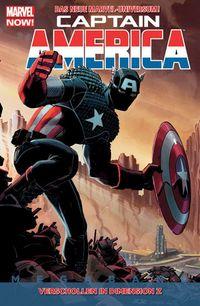 Hier klicken, um das Cover von Captain America Megaband 1  zu vergrößern