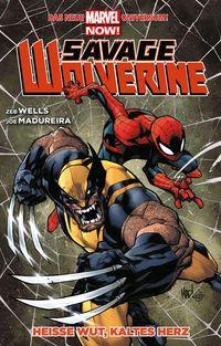 Hier klicken, um das Cover von Savage Wolverine 2  zu vergrößern