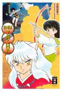 Hier klicken, um das Cover von Inu Yasha New Edition 1 zu vergrößern