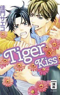 Hier klicken, um das Cover von Tiger Kiss zu vergrößern