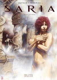 Hier klicken, um das Cover von Saria 2: Engelspforte zu vergrößern