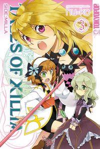 Hier klicken, um das Cover von Tales of Xillia - Side: Milla 3 zu vergrößern