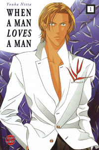 Hier klicken, um das Cover von When A Man Love A Man 1 zu vergrößern