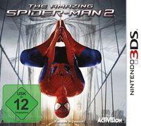 Hier klicken, um das Cover von The Amazing Spiderman 2 (3DS) zu vergrößern