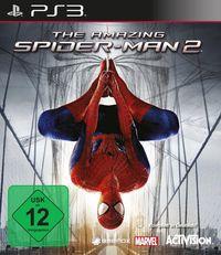 Hier klicken, um das Cover von The Amazing Spider-Man 2 (PS3) zu vergrößern