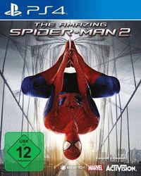 Hier klicken, um das Cover von The Amazing Spider-Man 2 (PS4) zu vergrößern
