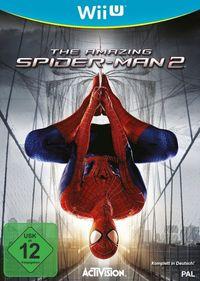 Hier klicken, um das Cover von The Amazing Spider-Man 2 (Wii U) zu vergrößern