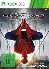 Hier klicken, um das Cover von The Amazing Spider-Man 2 (Xbox 360) zu vergrößern