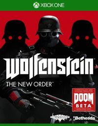 Hier klicken, um das Cover von Wolfenstein : The New Order (Xbox One) zu vergrößern