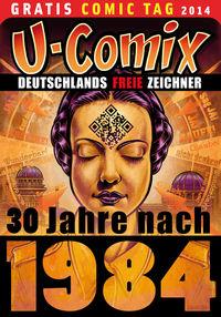 Hier klicken, um das Cover von U-Comix - Gratis Comic Tag 2014 zu vergrößern