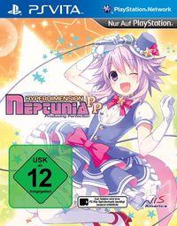 Hier klicken, um das Cover von Hyperdimension Neptunia: Producing Perfection (PS Vita) zu vergrößern