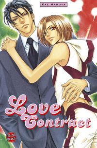 Hier klicken, um das Cover von Love Contract zu vergrößern