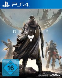 Hier klicken, um das Cover von Destiny (PS4) zu vergrößern