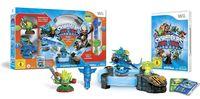 Hier klicken, um das Cover von Skylanders: Trap Team - Starter Pack (Wii) zu vergrößern