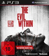 Hier klicken, um das Cover von The Evil Within (PS3) zu vergrößern