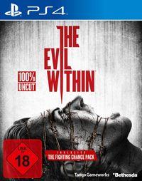 Hier klicken, um das Cover von The Evil Within (PS4) zu vergrößern