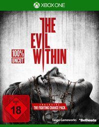 Hier klicken, um das Cover von The Evil Within (Xbox One) zu vergrößern