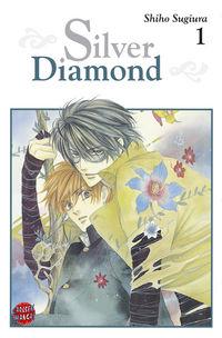 Hier klicken, um das Cover von Silver Diamond 1 zu vergrößern