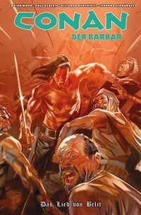 Hier klicken, um das Cover von Conan der Barbar 4: Das Lied von Belit zu vergrößern