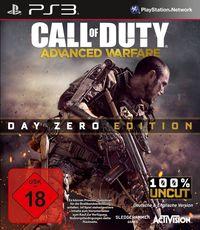 Hier klicken, um das Cover von Call of Duty: Advanced Warfare (PS3) zu vergrößern