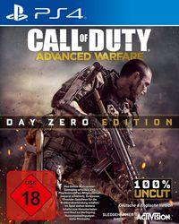 Hier klicken, um das Cover von Call of Duty: Advanced Warfare (PS4) zu vergrößern