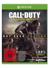 Hier klicken, um das Cover von Call of Duty: Advanced Warfare (Xbox One) zu vergrößern