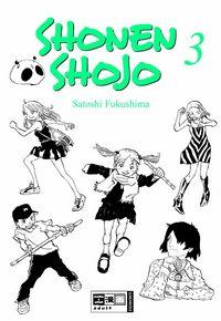 Hier klicken, um das Cover von Shonen Shojo 3 zu vergrößern