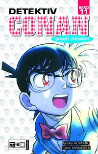 Hier klicken, um das Cover von Detektiv Conan Short Stories 11 zu vergrößern