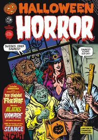Hier klicken, um das Cover von Halloween Horror zu vergrößern