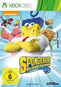 Hier klicken, um das Cover von Spongebob Schwammkopf: Helden Schwamm (Xbox 360) zu vergrößern