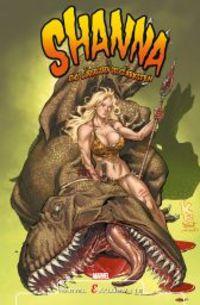 Hier klicken, um das Cover von Marvel Exklusiv 112: Shanna - Das UE~berleben des Stae~rksten zu vergrößern