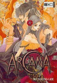 Hier klicken, um das Cover von Arcana 7 zu vergrößern